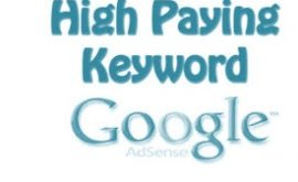 Adsense High CPC Keywords List 2018