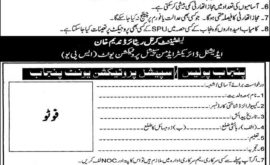 Punjab Police Special Protection Unit SPU Jobs