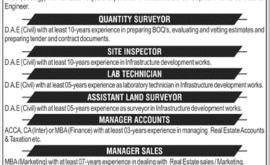 Fazaia Housing Scheme Kamra Jobs