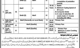 Ministry of Interior Jobs PTS Result