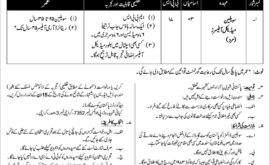 Pakistan Coast Guards Jobs Karachi