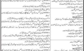 Finance Department Jobs Sindh