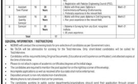 Capital Development Authority CDA Jobs NCBMS Result
