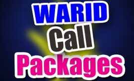 warid 2 hour call package code