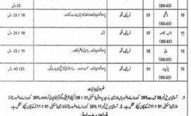 District Session Judge Toba Tek Singh Jobs