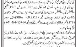District and Session Court DSC Sangarh Jobs