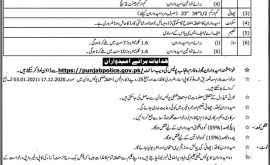 Punjab Highway Police Jobs