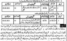 PESSI Punjab Social Security Institution Lahore Jobs 2021