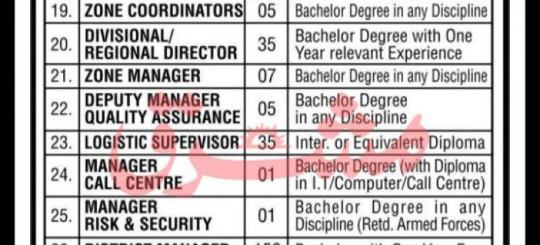 Quick Courier Logistics Services Jobs Sindh Testing Service STS Roll No Slip